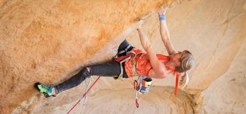 中国攀岩爱好者画像 这是你吗?