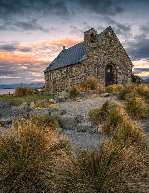 行摄新西兰 大自然的冰与火之歌18