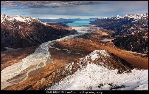 行摄新西兰 大自然的冰与火之歌24