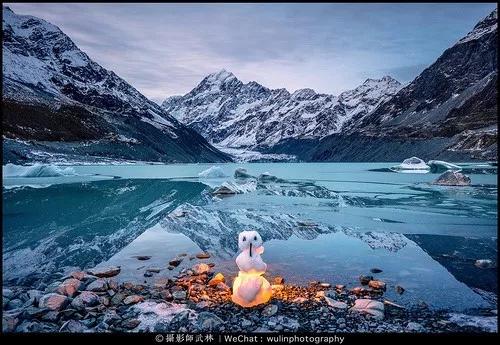 行摄新西兰 大自然的冰与火之歌25