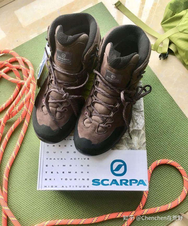 【测评】Scarpa 莫林加强版防水登山鞋(女)-2
