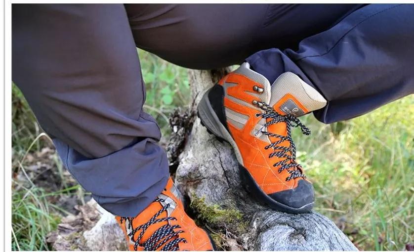 克服各种困境的好鞋:Scarpa 假日GTX防水徒步鞋-15
