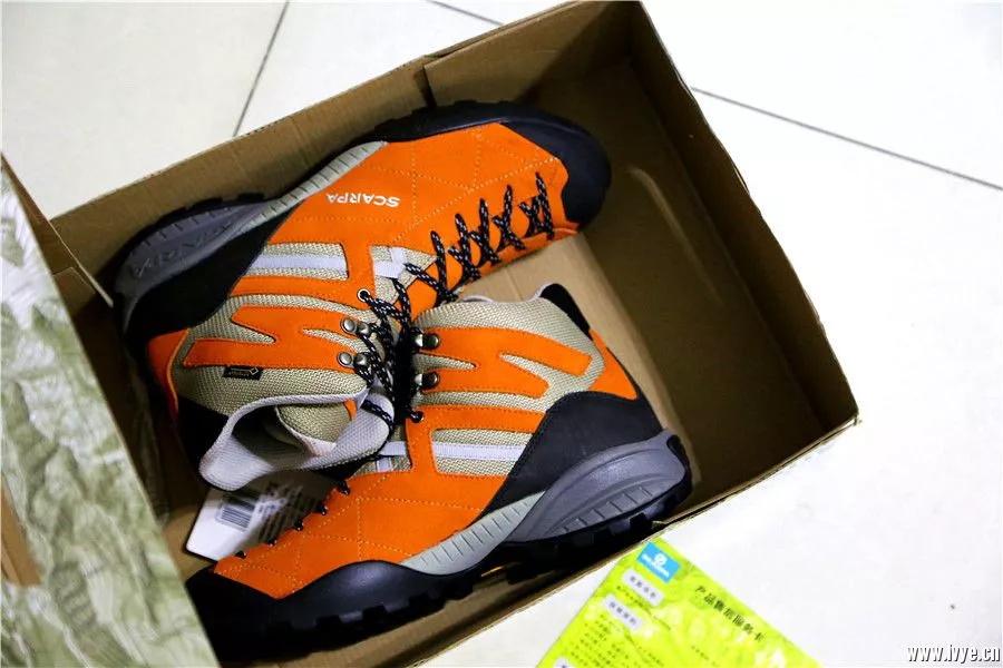 克服各种困境的好鞋:Scarpa 假日GTX防水徒步鞋-2