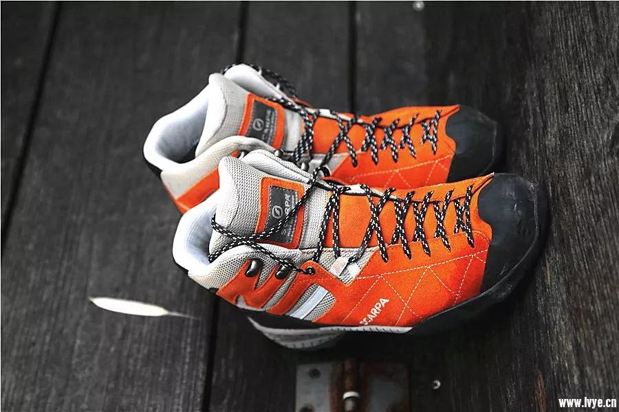 克服各种困境的好鞋:Scarpa 假日GTX防水徒步鞋-3