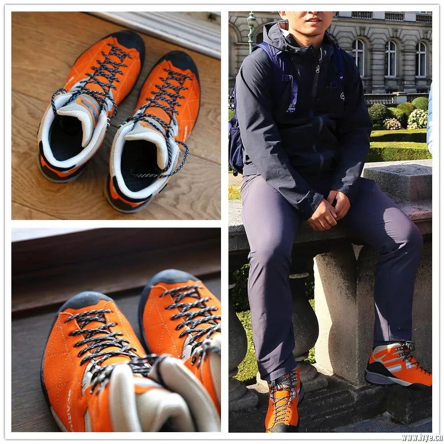 克服各种困境的好鞋:Scarpa 假日GTX防水徒步鞋-9