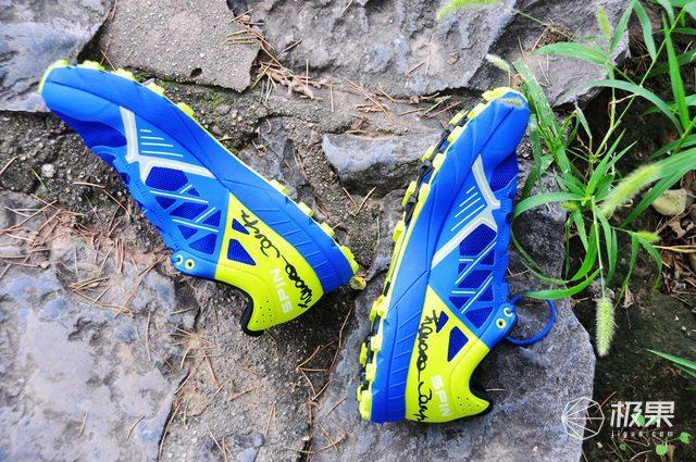 山林越野竞速之选,Scarpa Spin旋风越野鞋体验-7