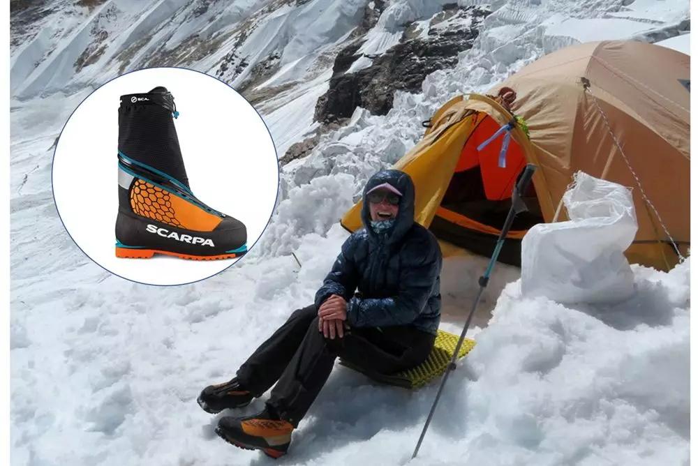 """珠峰上的阴影 听英国登山家、向导Di Gilbert亲历自述如何""""直面死亡""""-3"""