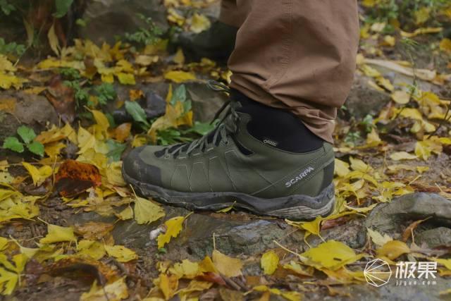 穿上出发Scarpa莫林加强版防水徒步鞋-1