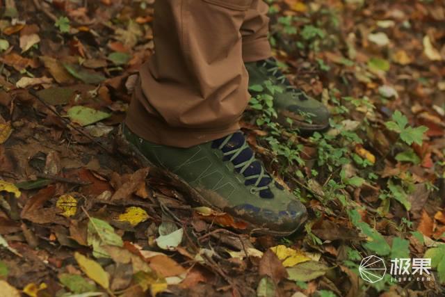 穿上出发Scarpa莫林加强版防水徒步鞋-15