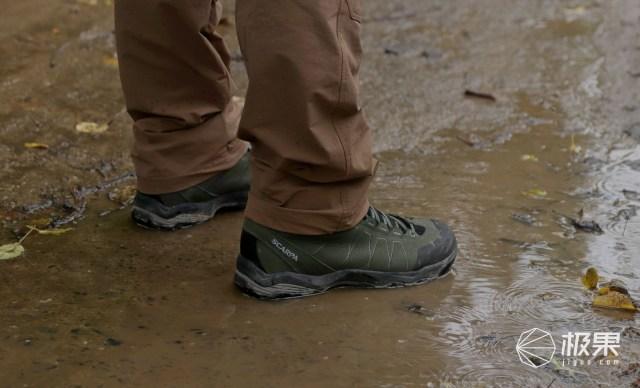 穿上出发Scarpa莫林加强版防水徒步鞋-17