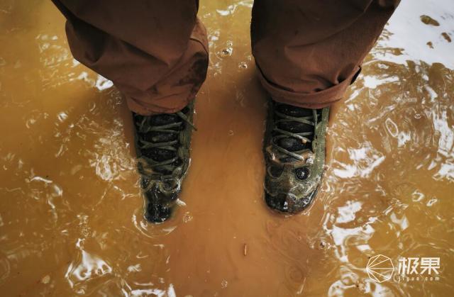 穿上出发Scarpa莫林加强版防水徒步鞋-22