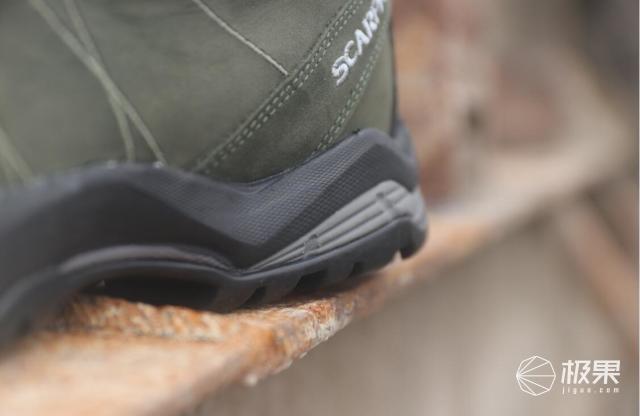 穿上出发Scarpa莫林加强版防水徒步鞋-4