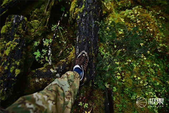 舒适行走思卡帕Zen禅轻量GTX防水透气户外徒步登山鞋-11