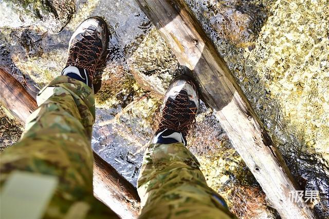 舒适行走思卡帕Zen禅轻量GTX防水透气户外徒步登山鞋-12