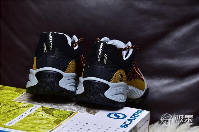 舒适行走思卡帕Zen禅轻量GTX防水透气户外徒步登山鞋-14