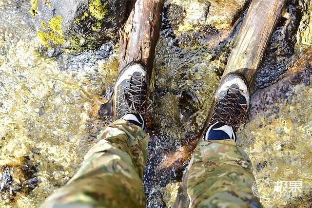 舒适行走思卡帕Zen禅轻量GTX防水透气户外徒步登山鞋-20