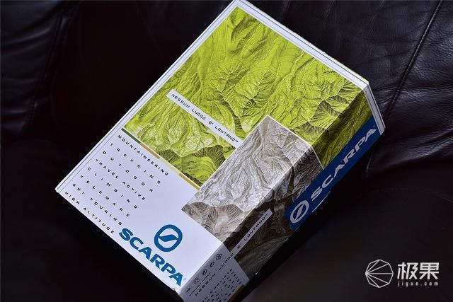 舒适行走思卡帕Zen禅轻量GTX防水透气户外徒步登山鞋-3