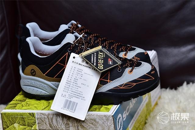 舒适行走思卡帕Zen禅轻量GTX防水透气户外徒步登山鞋-5