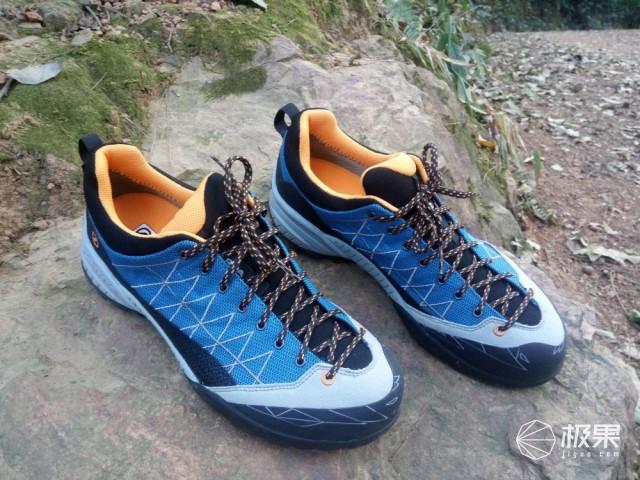 行走于城市与山林之间,SCARPA Zen禅轻量徒步鞋体验-12