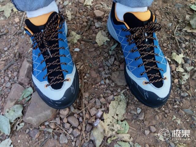 行走于城市与山林之间,SCARPA Zen禅轻量徒步鞋体验-14