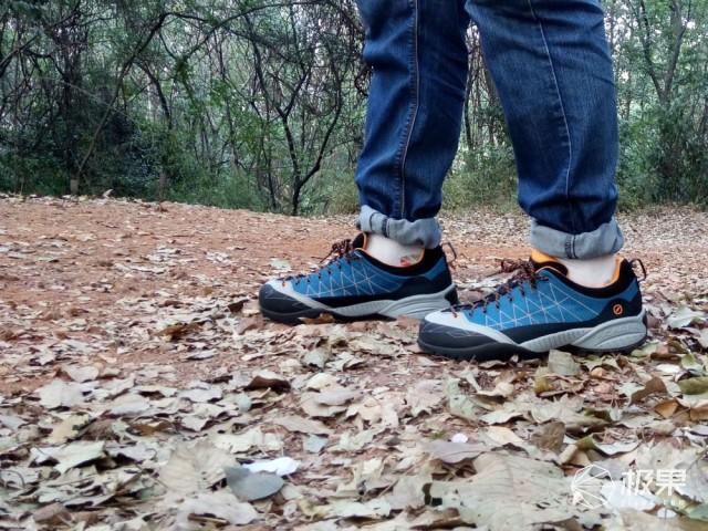 行走于城市与山林之间,SCARPA Zen禅轻量徒步鞋体验-15