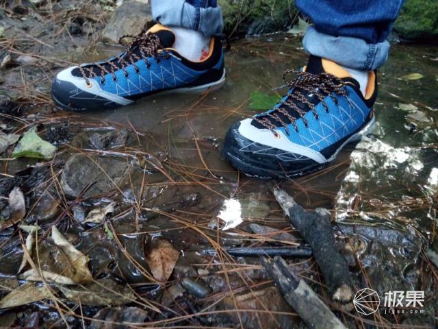 行走于城市与山林之间,SCARPA Zen禅轻量徒步鞋体验-19