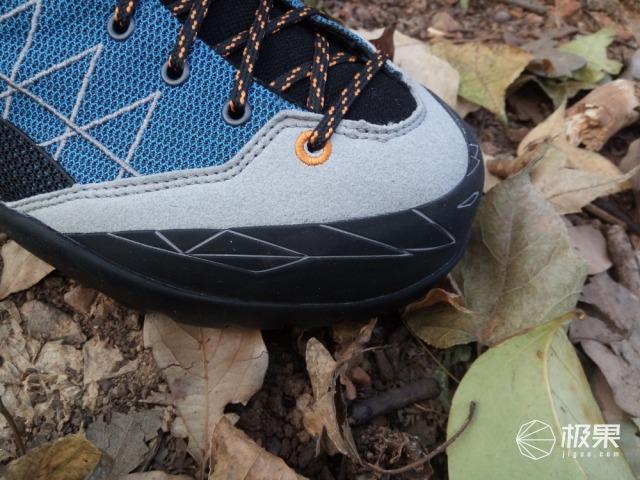 行走于城市与山林之间,SCARPA Zen禅轻量徒步鞋体验-2