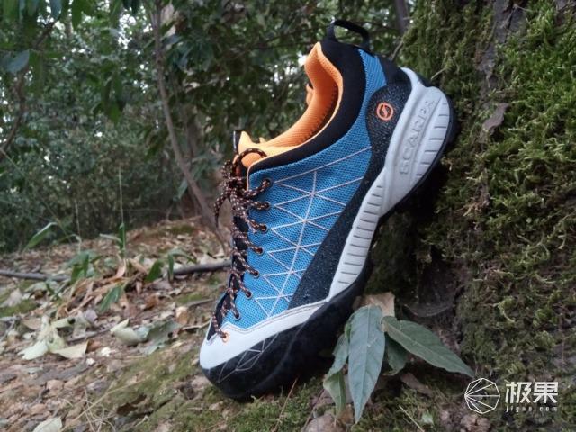行走于城市与山林之间,SCARPA Zen禅轻量徒步鞋体验-5