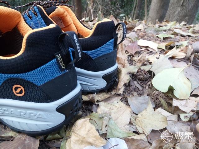 行走于城市与山林之间,SCARPA Zen禅轻量徒步鞋体验-7