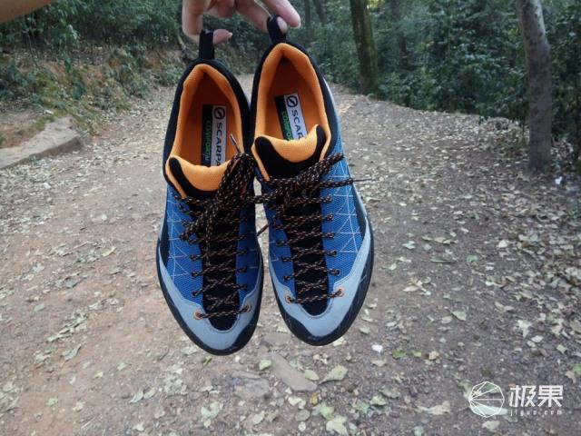 行走于城市与山林之间,SCARPA Zen禅轻量徒步鞋体验-8