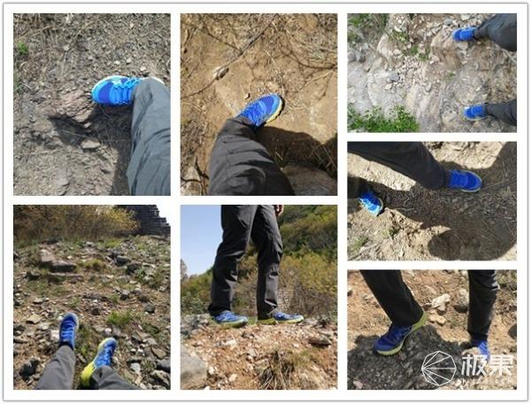 超轻透气越野跑步鞋,防滑耐操任何地形都不怕-27