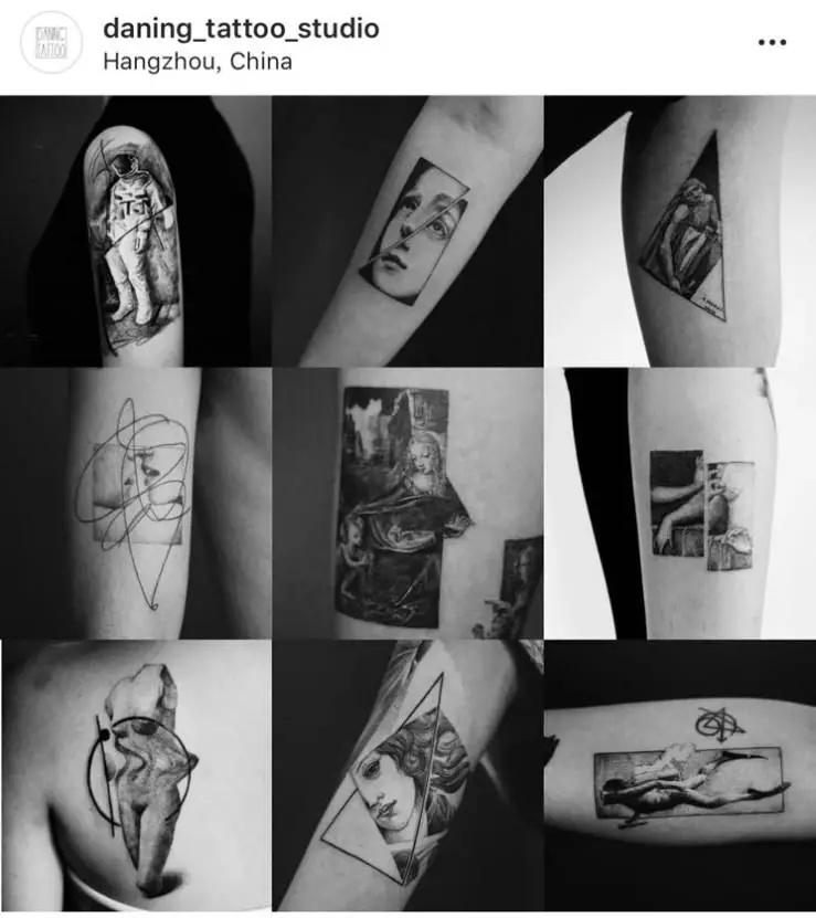 酷且有趣的人,内心自有广阔天地FX OUTDOOR X Daning tattoo studio--3