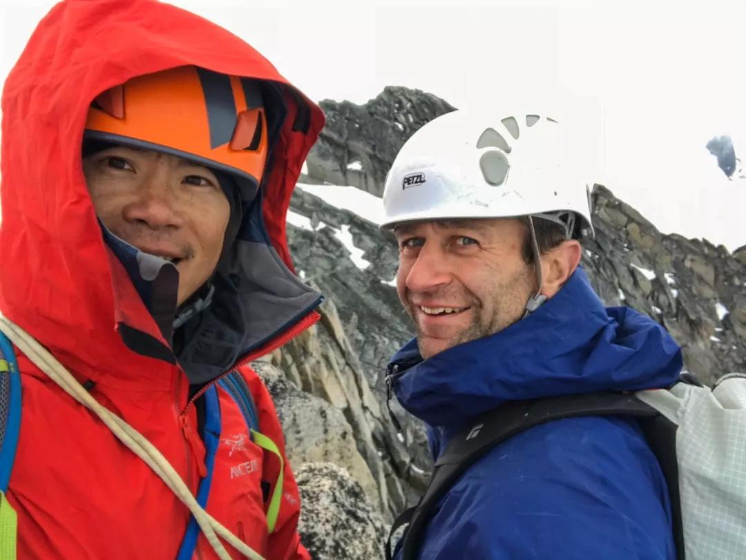Andrew与古古的加拿大攀岩记|清单消除计划