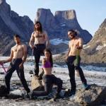 远征巴芬岛 日不落的攀岩体验-8
