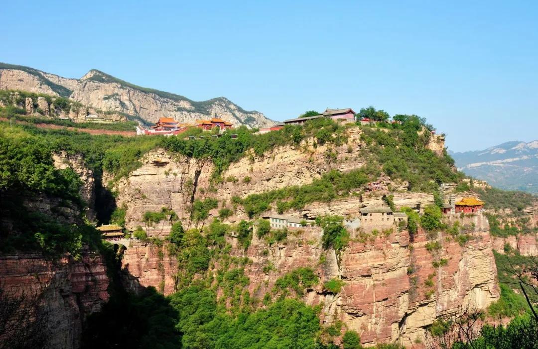不要扎堆去武功山 这里有8条网友私藏徒步路线-4