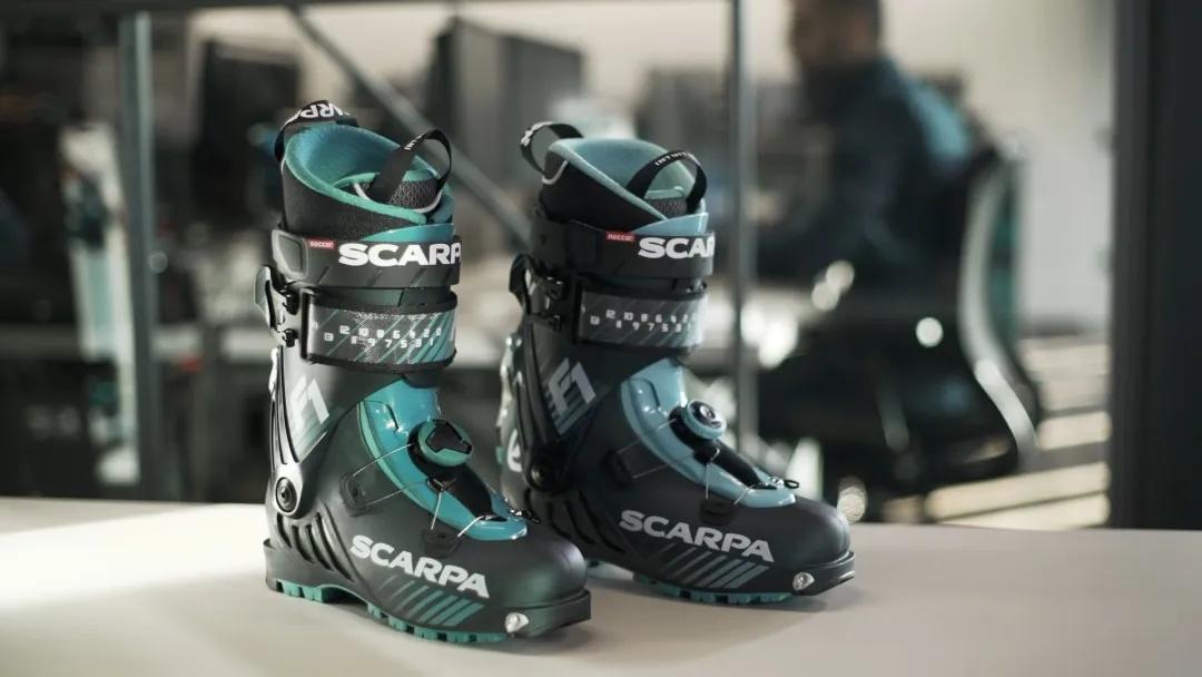 SCARPA F1 LT轻量版滑雪靴-4