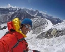 希夏邦马峰之旅与变幻莫测的登山诱惑 —— Hervé Barmasse访谈