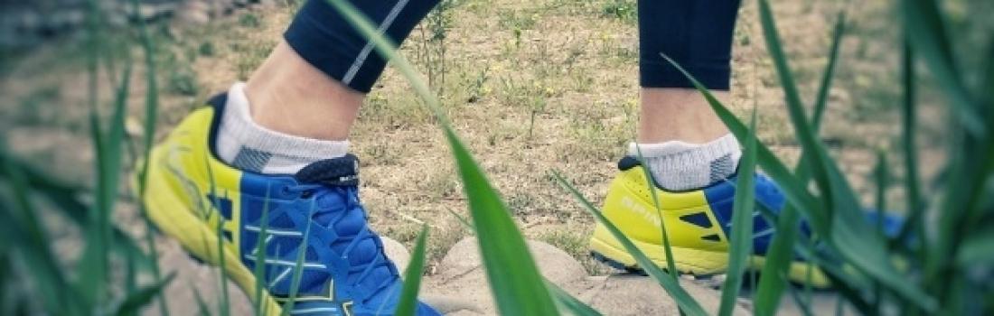 超轻透气越野跑步鞋,防滑耐操任何地形都不怕