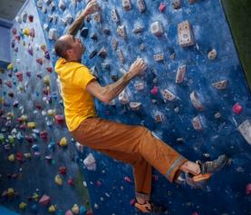 关于冬季攀岩训练的 Tips