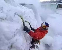 冬季攀冰!脚下的选择之道
