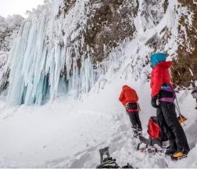 冬季攀冰的五点经验分享