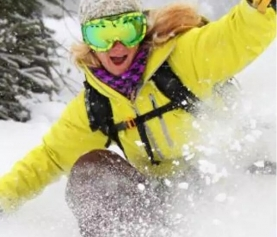 深雪中起舞——如何滑好粉雪