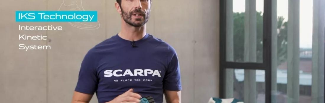 2020年新品初见 SCARPA专家讲解(二)