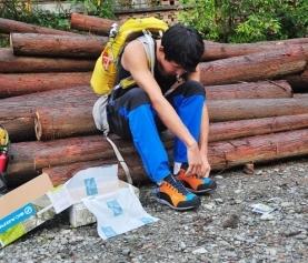 一双会呼吸的徒步鞋Oxygen GTX,陪我翻山越岭不是事儿