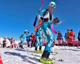 不着迷登山滑雪的同事,不是好越野跑选手!