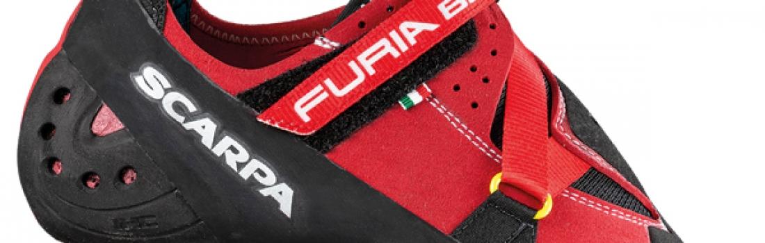 SCARPA攀岩系列产品 FURIA 80 – LIMITED EDITION – 愤怒80 限量版