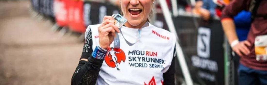 Hillary Gerardi 世上笑容最灿烂的天空跑者加入SCARPA