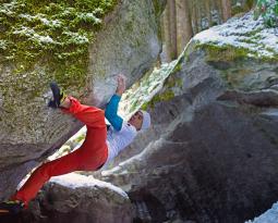 与世界攀岩冠军Sean McColl对话