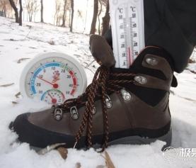 """户外雪地神鞋SCARPA""""地平线"""",带你看看防水到底有多强"""