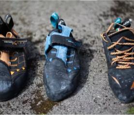 "SCARPA 攀岩鞋""本能""系列大检阅"